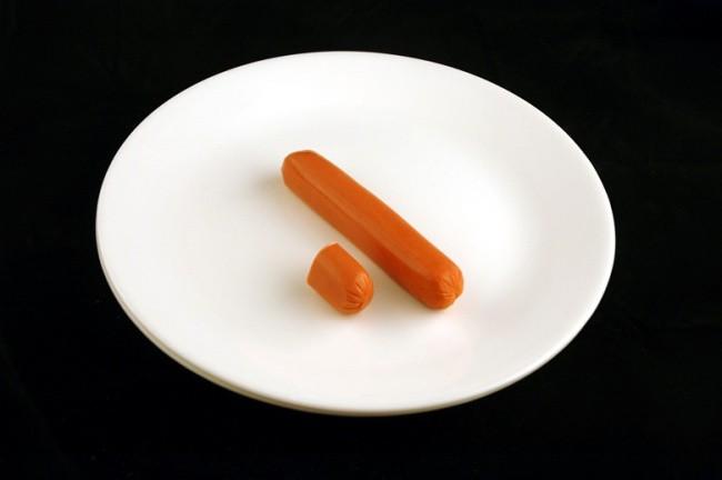 Сосиска — 66 г диета, еда, калории