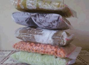 Укладка пакетов