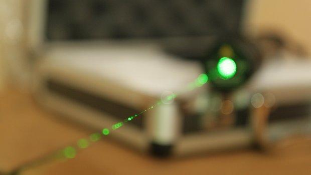 В Пентагоне создали лазер, который способен распознать человека на расстоянии 200 метров