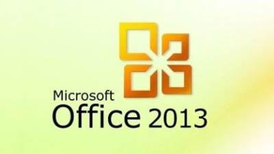 Начались продажи Office 2013