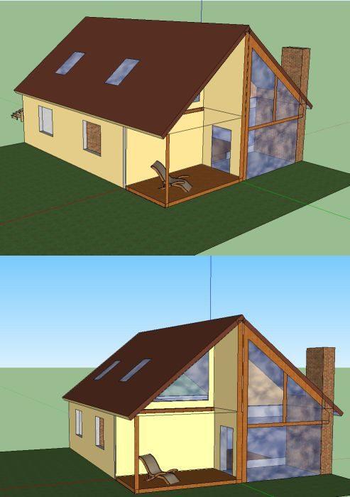 Как построить дом в России, …