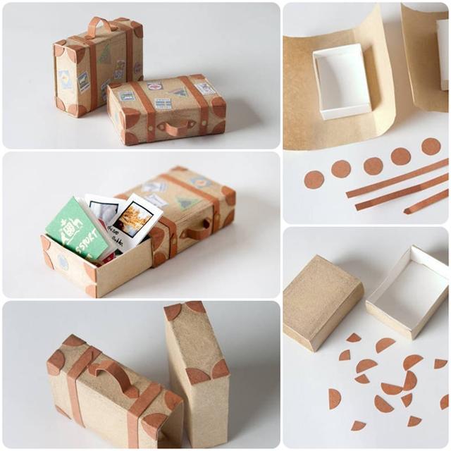 Коробка для спичек своими руками