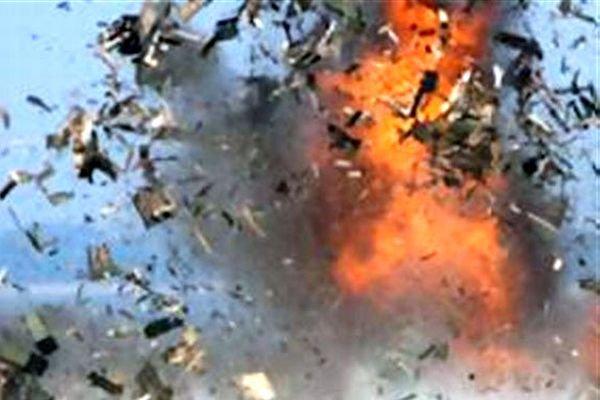 Огненный ад — месть за убитых летчика и морпеха ВС РФ: 8 часов артиллерия и РСЗО вели обстрел позиций боевиков-туркоманов в горах Латакии