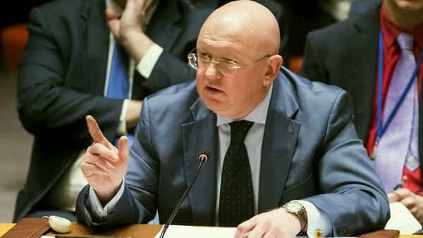 «Я выслушал ваши тезисы, а теперь послушайте меня», - Постпред России при ООН твердо отчитал США по Украине