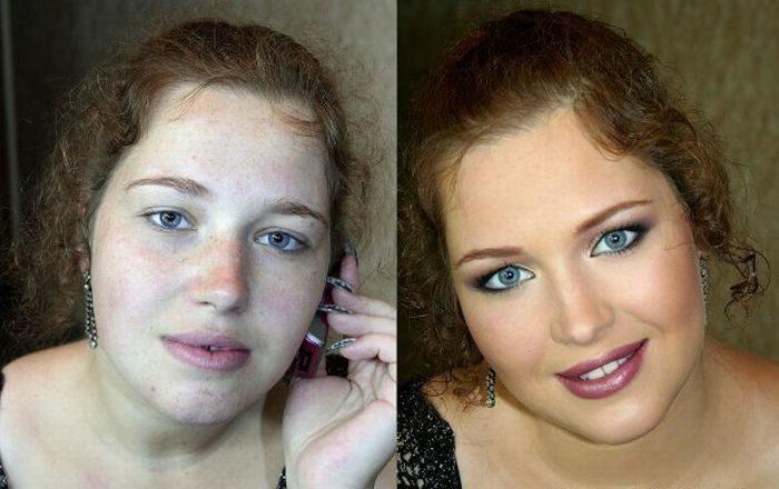 Невероятные преображения девушек до и после — уже не узнаешь при первом взгляде, она ли это