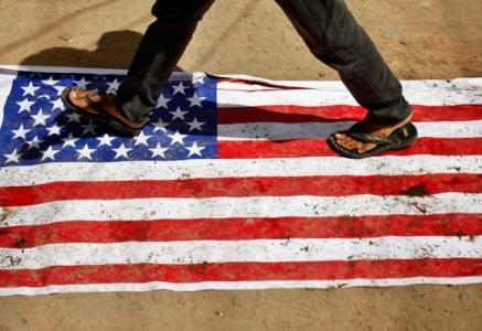 10 стран, где больше всего ненавидят США
