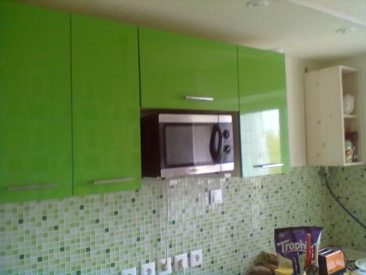 Ремонта кухня своим руками фото