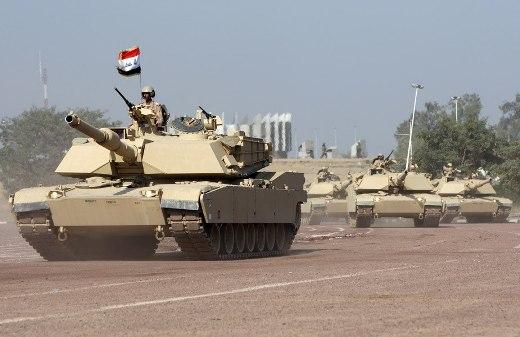 """Позорное фиаско американских танков """"Абрамс"""" в Ираке и Саудовской Аравии"""