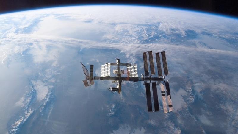 На МКС нашли внеземную жизнь