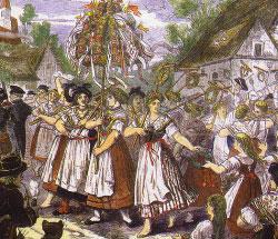 День осеннего равноденствия и праздник урожая