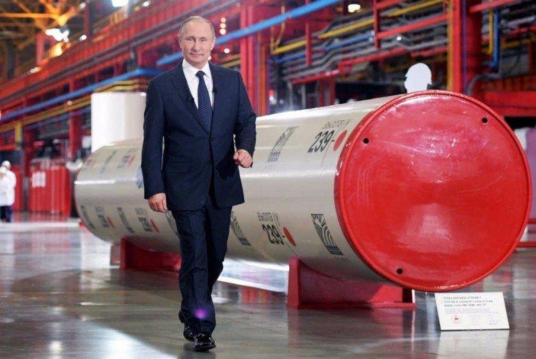 «Защитный манёвр Путина» по …