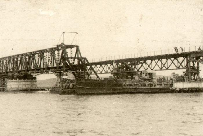Крымский мост, который строили в СССР