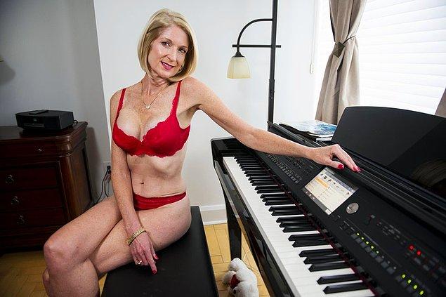 """Мэри Энн Холанд, 58 - """"Никто не может диктовать мне что сексуально, а что нет"""""""