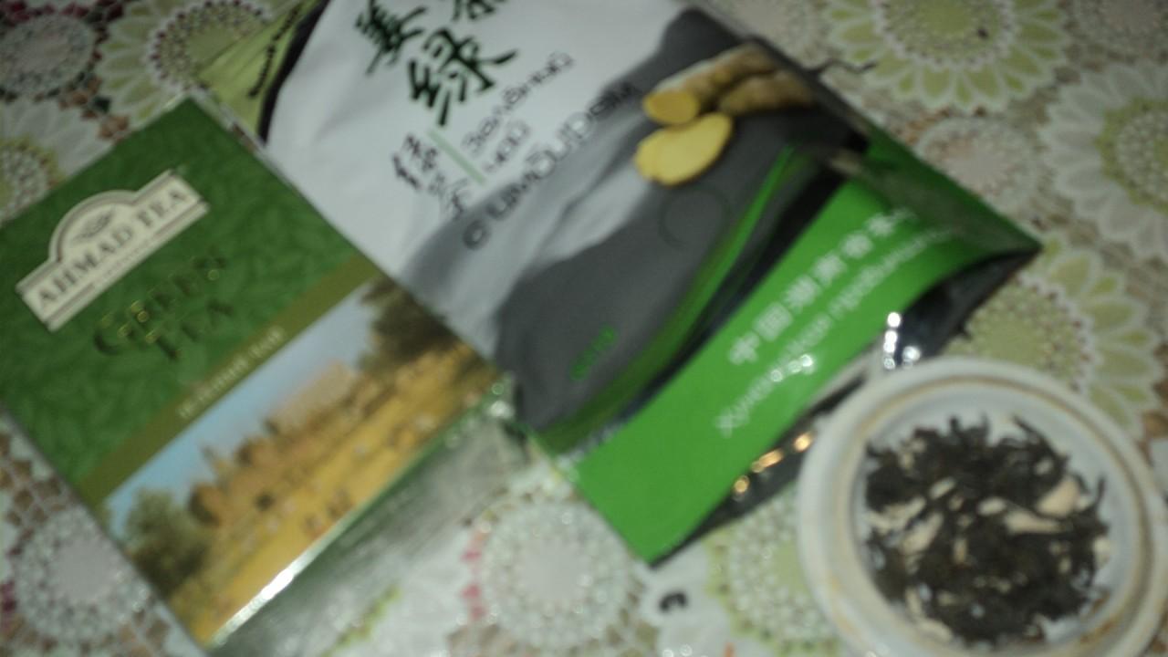 ВСЁ  О  ЧАЕ ( продолжение)Зелёный и травяной чаи.