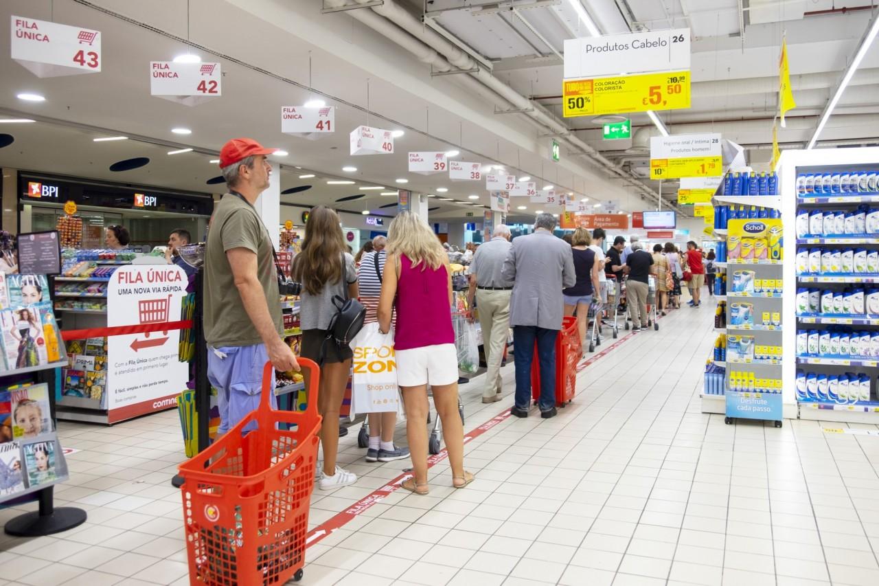 Гениальное решение для гипермаркетов