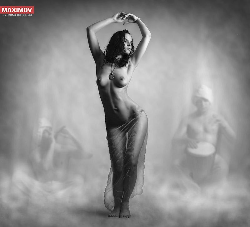 Эрот.танцы женщин