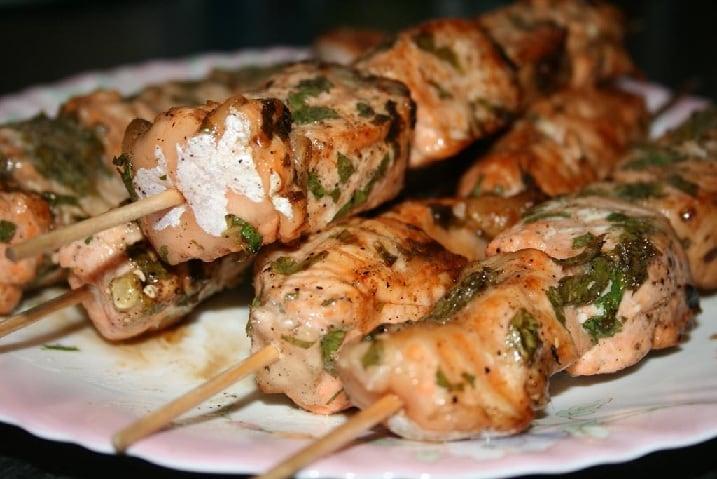 Рецепты для мангала — шашлык…