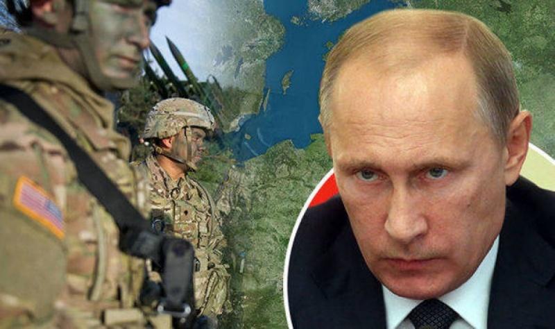 """Напоминает """"Мюнхенский сговор"""": Запад решил напасть на Россию"""