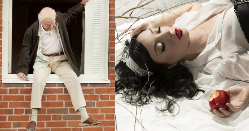 10 невероятных странностей, которые люди делают во сне люди, сон