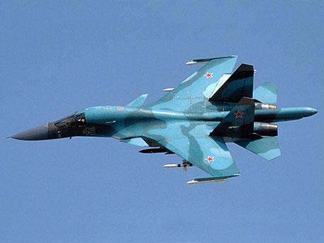 «Красуха» на учениях превратила Су-34 в слепых котят