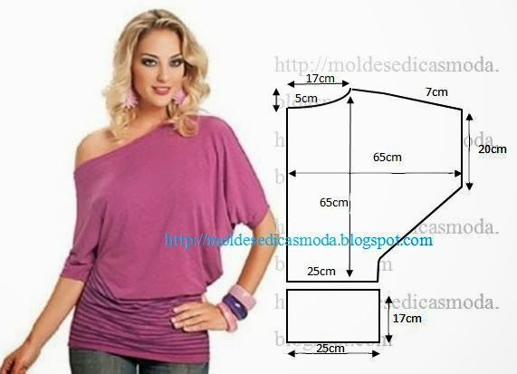Шаблоны Мода для измерения