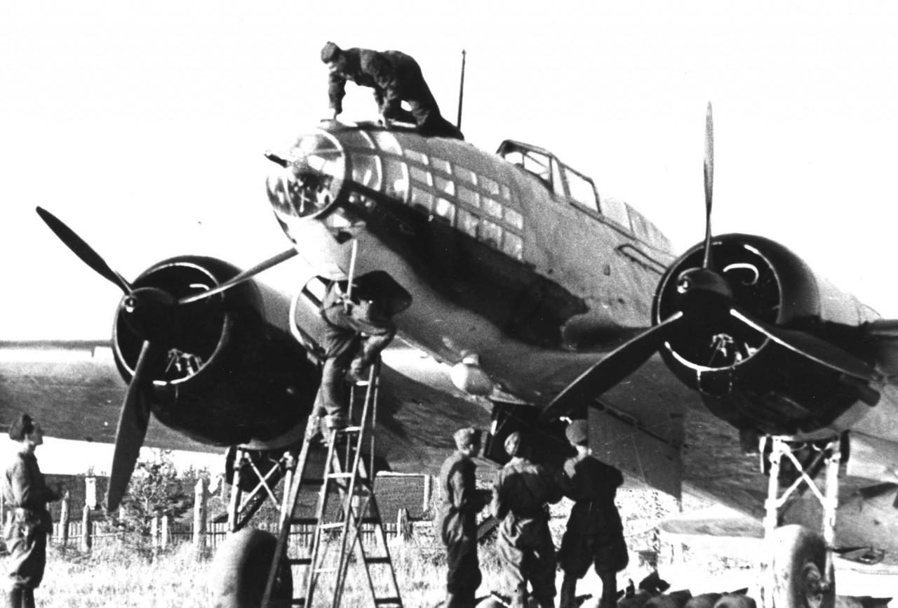 ОПЕРАЦИЯ «БЕРЛИН» Советские бомбардировки Берлина в августе-сентябре 1941 г.