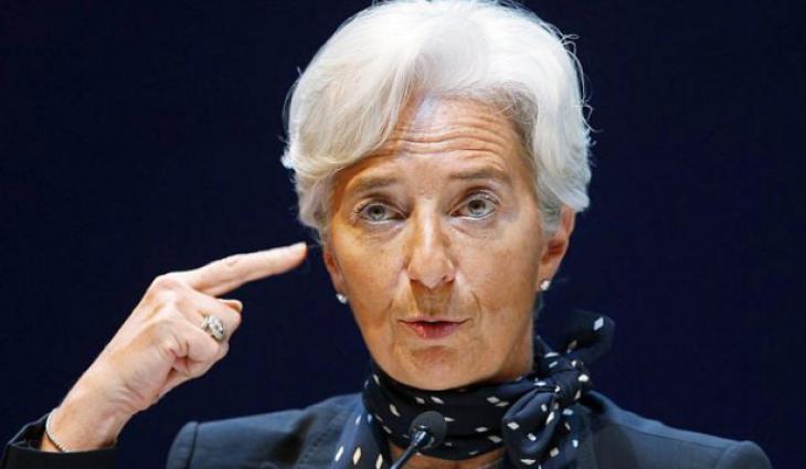 Глава МВФ определилась по решению украинского долга России
