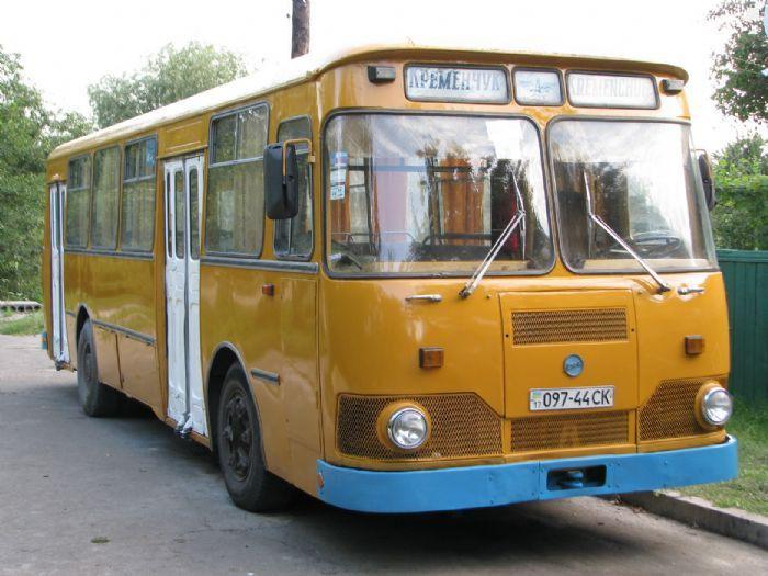 Как дать старенькому автобусу вторую жизнь