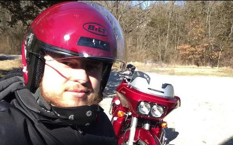 У православного батюшки-мотоциклиста в США угнали Harley