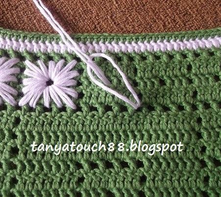 Симпатичные прихватки. Вязание + вышивка