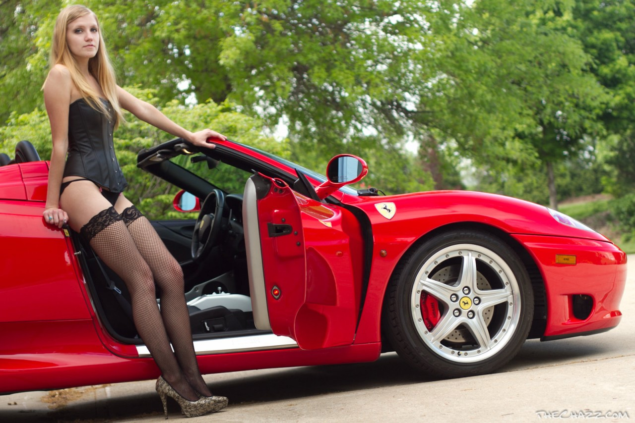 Супер телки у авто фото фото 123-299