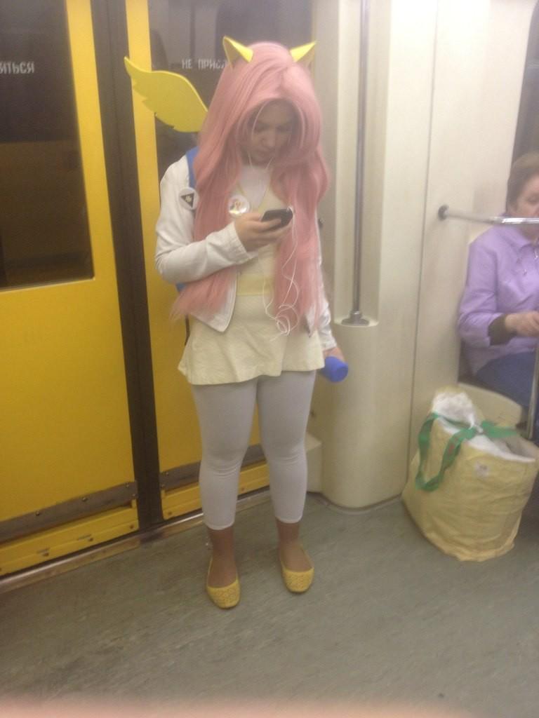 Неординарные пассажиры метро люди, метро