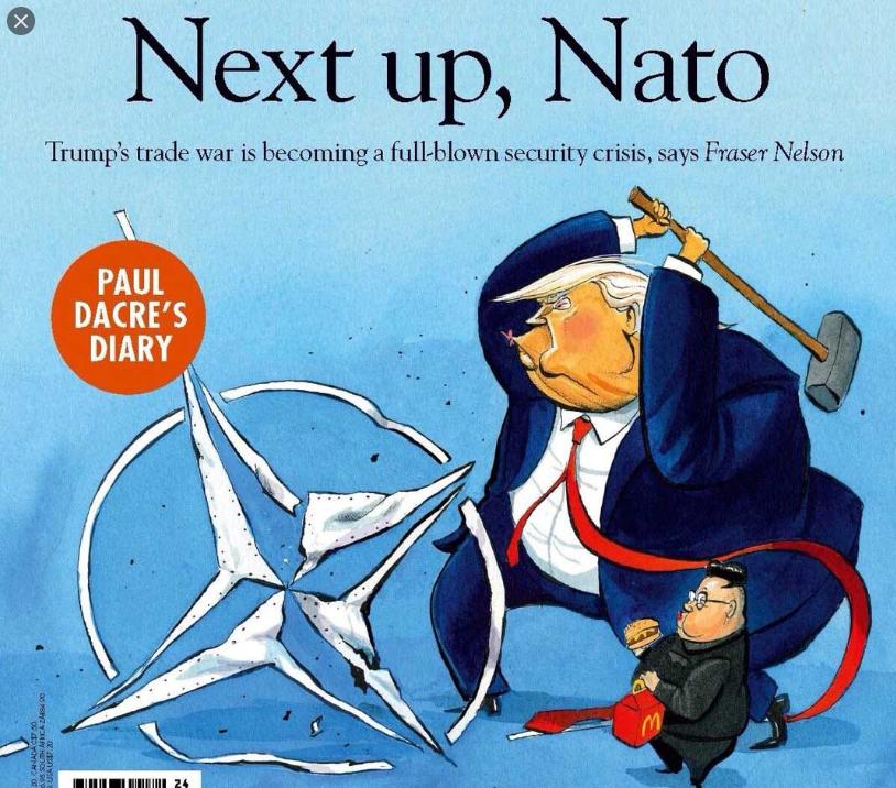 """Вы не верите """"российской пропаганде""""? Почитайте тогда, что пишут о Путине в зарубежных СМИ"""