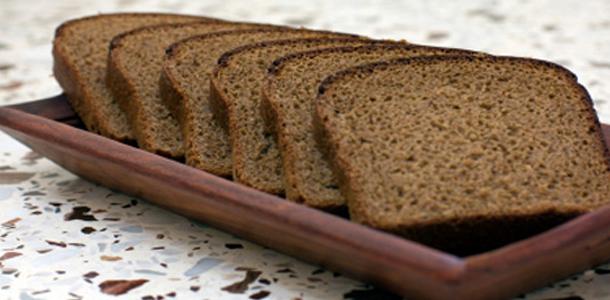 Серый хлеб как в крыму рецепт