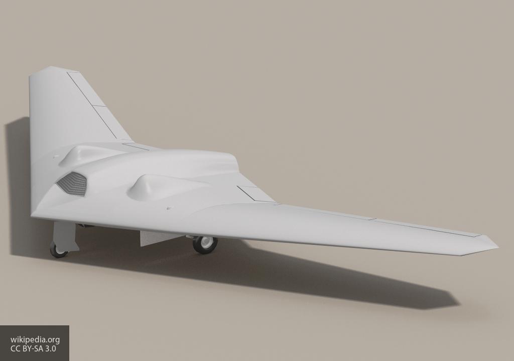 БПЛА «Охотник» станет прототипом истребителя шестого поколения