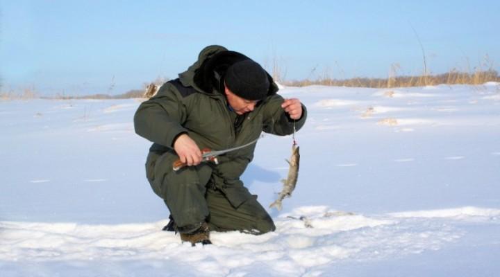 рыбалка в городе новосибирске