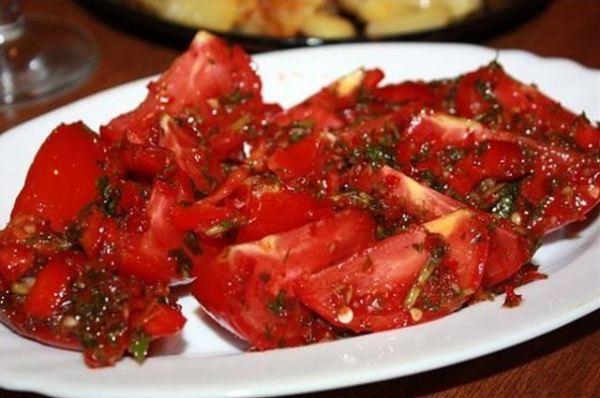 Помидоры по-корейски: рецепты приготовления. Как заготовить салат из помидор на зиму