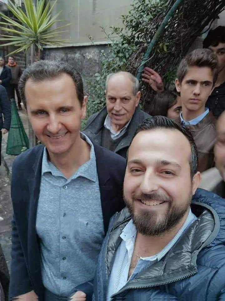 Асад в Тартусе