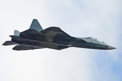 Су-57 притворился «Охотником»