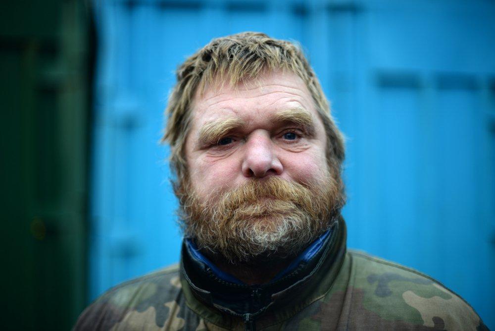 Питерские бездомные до и пос…