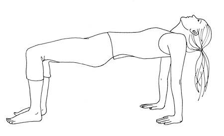 5 тибетских упражнений на каждый день. Вот он, источник молодости!