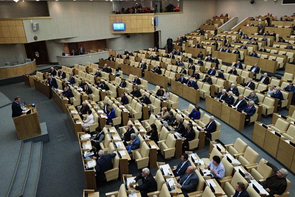 Закон о совмещении выборов прошел второе чтение