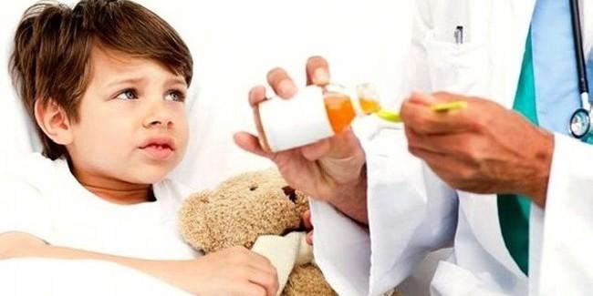 Чем лечить насморк ребенку 2.5 года