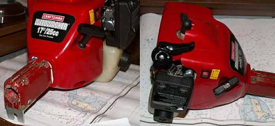 Лодочный мотор из шуруповёрта своими руками 691