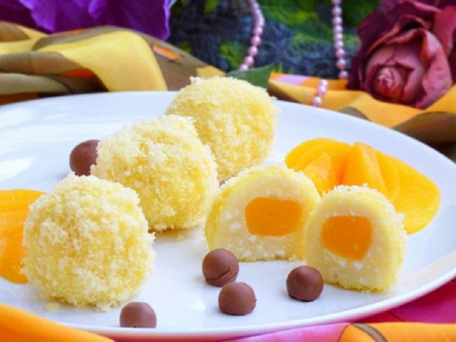 Творожные солнышки - самый полезный десерт, который можно вообразить