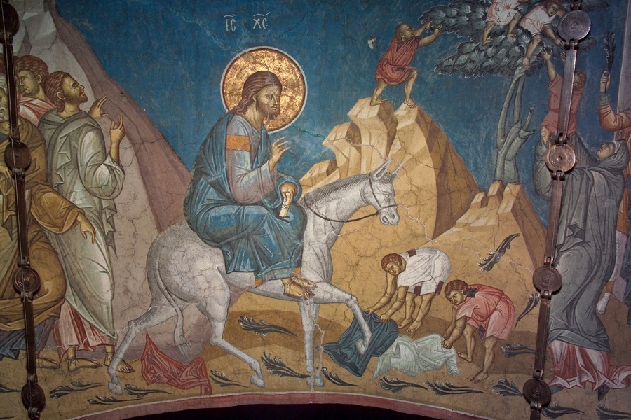 Вербное воскресение. История праздника, традиции, обычаи.
