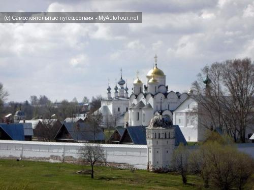 Золотое Кольцо России - город Суздаль