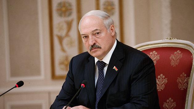 Белоруссия завершит изоляцию Украины