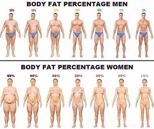 как сжечь жир для похудения