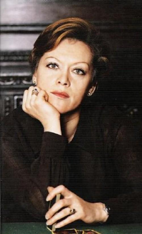 Фрейндлих Алиса Бруновна актриса, народная артистка СССР